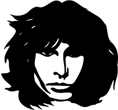 Jim Morrison Rock Band Vinyl Decal Sticker- 20