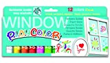 PlayColor 02011 10 g Window One Solid Poster Paint Stick (Pack of 12)