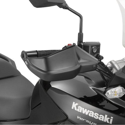 GIVI Hand Protectors Kawasaki Versys 650 (2010+) 1000 LT (2015+) - HP4103