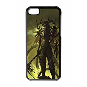 2014 hot diy Warrior Phone Case for Iphone 5C Phone Case AML762338
