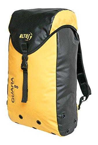 ALTUS Guara 50 - Mochila, Unisex, Color Amarillo/Negro, Talla única: Amazon.es: Deportes y aire libre