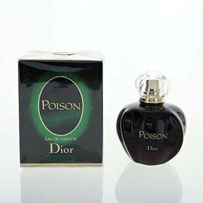 Christian Dior Poison By Christian Dior 1.7 Oz Eau De Toilette Spray For Women