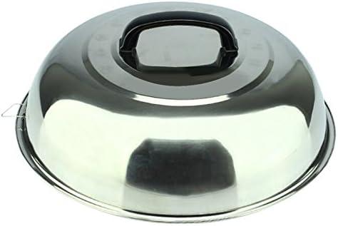 EPNT - Cubierta para barbacoa de acero inoxidable con forma de ...