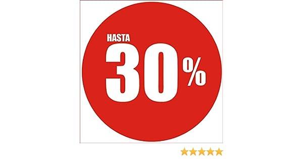 PEGAFACIL Vinilo de Rebajas (50x50cm) | Cartel Adhesivo Rebajas | Rebajas en tu escaparate | Pegatinas Adhesivas Rebajas | Ofertas de su ...