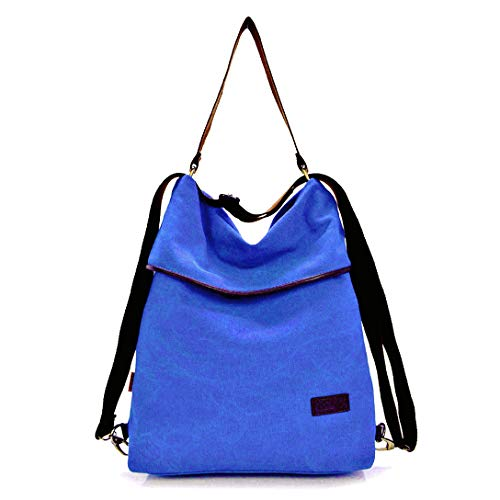 Basilion Canvas Shoulder Bag Handbag Satchel Purse Compatible Hobo Crossbody