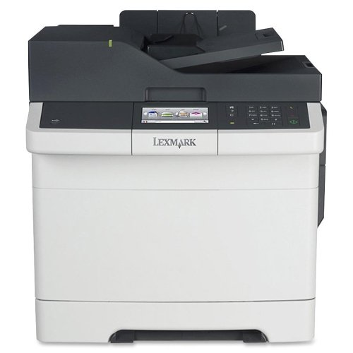 Lexmark CX410DE Multifunction Printer-MFP Printer,32ppm,250 Sht Cap,18-11/25''x17-12/25''x22,GY by Lex