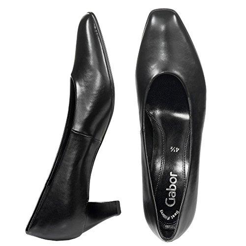 Gabor Womens Court Shoes Black - Black qL5gcj