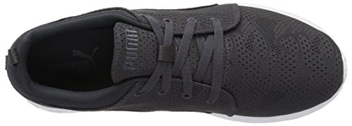 Puma Carson Runner Camo malla zapatillas de running Asphalt/White