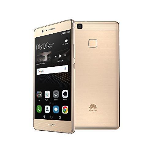 Huawei P9 Lite VNS-L22 16GB 5.2-Inch Dual SIM 13MP 4G LTE Factory Unlocked - International Stock No Warranty (GOLD)