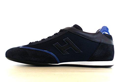 blu slash flock Hogan senaker uomo HXM05201682FJV690S scarpe H olympia modello zttCcfwq