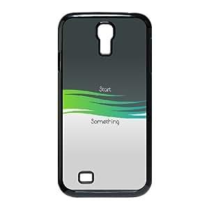 Samsung Galaxy S4 9500 Cell Phone Case Black Start Something P5U8NZ