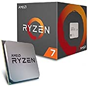 AMD Ryzen 7 1700 - Processore  3.0 GHz (3.7 GHz Turbo)  - Socket AM4