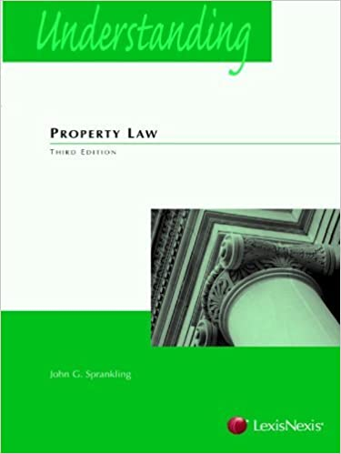 Understanding Property Law 3rd (third) Edition by John G.