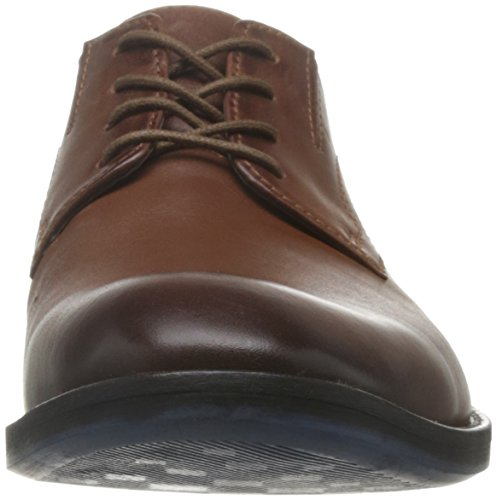 Marrone Scarpe Clarks Prangley Uomo Tan British Walk 8RFvqwxFI