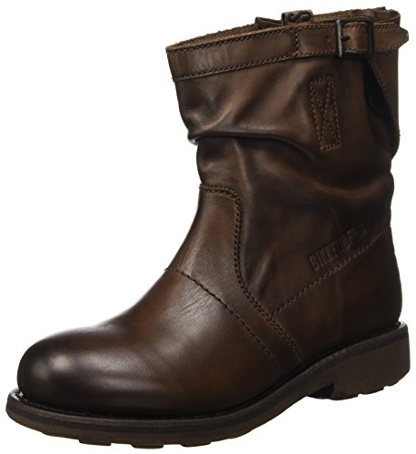 Vintage Ankle 716 Boots Brown Bikkembergs 610 Tdm WoMen Z81HqZx