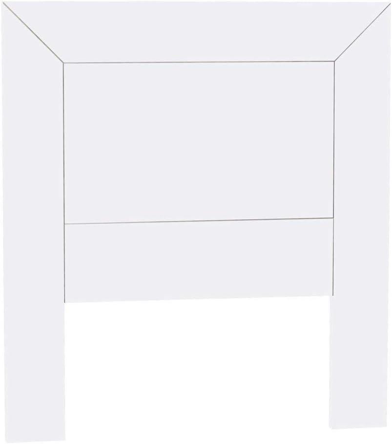 Dogar Kynus - Cabecero para somier de 90 cm, lacado, tamaño: 100 cm