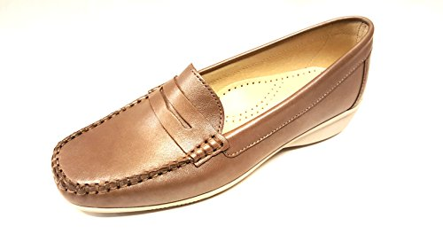 Hirica Women's Loafer Flats Mink Xy2B4OqSG