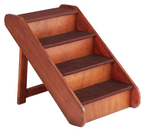 PetSafe Solvit PupSTEP Wood Pet Stairs ...