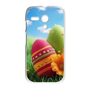 Pascha Eggs Patterns Motorola G Cell Phone Case White DIY GIFT pp001_8111857