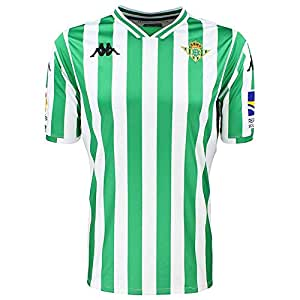1ª equipación Réplica - Real Betis Balompié  2018/2019 - Kappa Kombat Replica Home - Hombre L