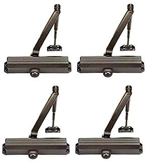 008376 Norton Door Controls 1601-690 Adjustable Streamline Door Closers #1601 Duronotic