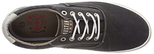 Schwarz Sneaker 301 301 9 4101 4101 Mustang Schwarz 9 Herren wxqIPaZZ0