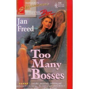 book cover of Too Many Bosses