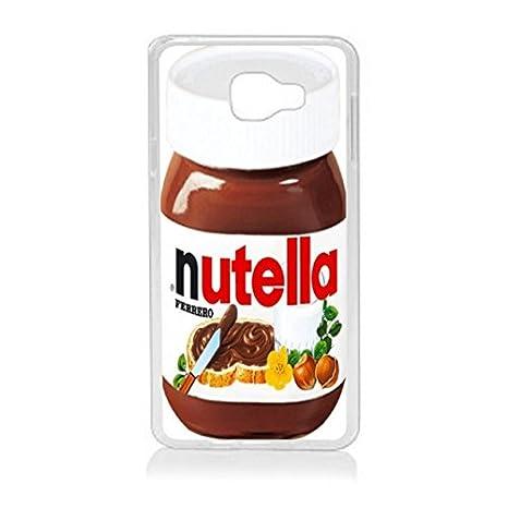 coque samsung j3 2017 nutella