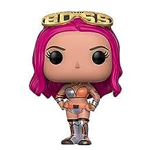 Funko 14255 Pop WWE-Sasha Banks