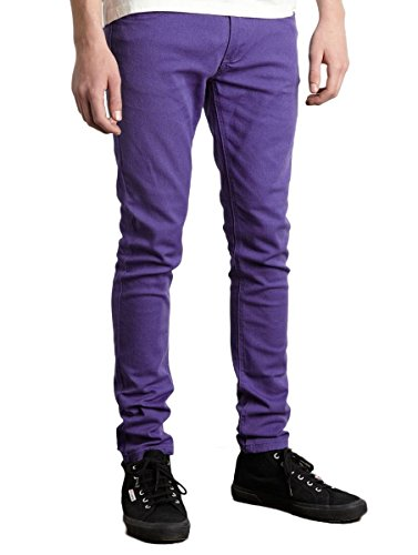 Damage Jeans Damage Jeans Damage Criminal Criminal Skinny Purple Skinny Purple Criminal EH9IW2D