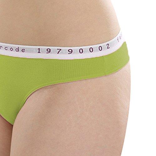comazo - Tangas - para mujer Verde