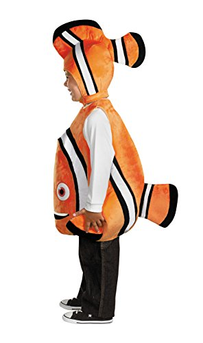 UHC Disney Finding Nemo Dory Fish Theme Outfit Child Halloween Fancy Costume, Child OS