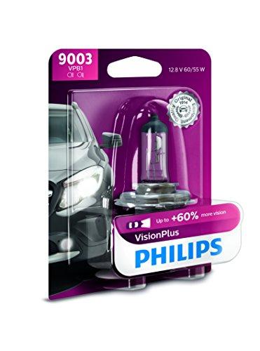Philips 9003 VisionPlus Upgrade Headlight