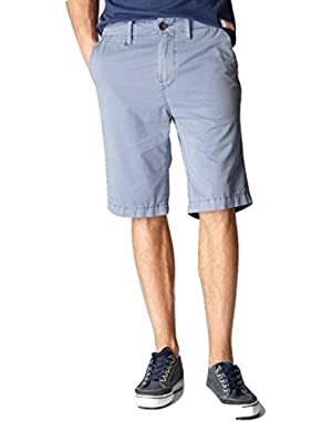 Utility Straight Fit Short in Blue Horizon, Size W40, $168