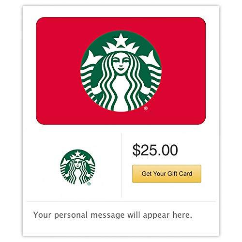 Starbucks eGift card image link