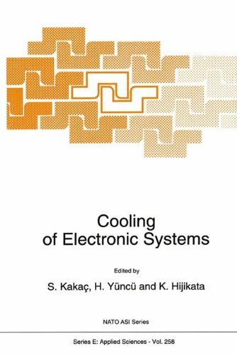 Cooling of Electronic Systems (Nato Science Series E:)