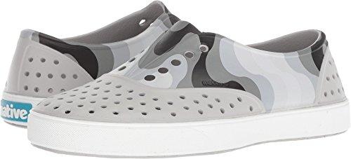 Native Shoes Miller Water Shoe, Mist Grey/Shell White/Dublin Wave, 10 Men's M US