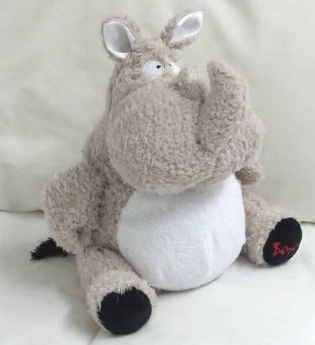 Boynton Rhino Stuffed Toy (Boynton Stuffed Animals)