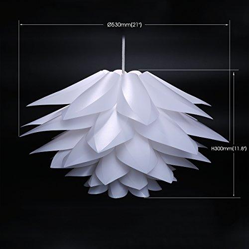 Lampwin ceiling pendant lights diy iq jigsaw puzzle lotus flower lampwin ceiling pendant lights diy iq jigsaw puzzle aloadofball Choice Image