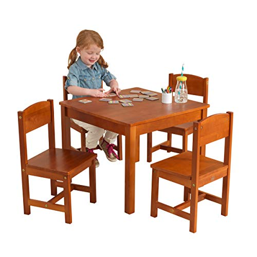 KidKraft Farmhouse Table and Chair Set -