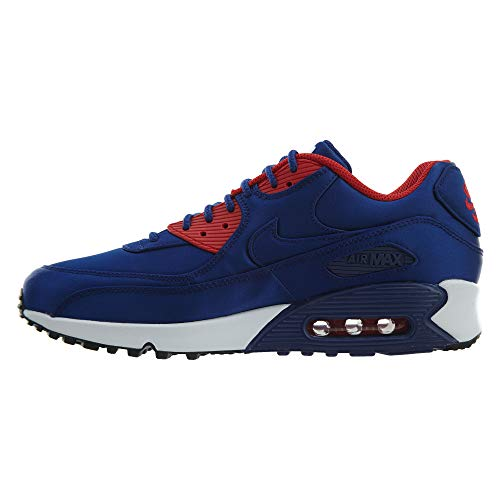 44 Nylon Blue Air Nike Max EU Royal Deep Formatori 90 SE Uomo wTFqva