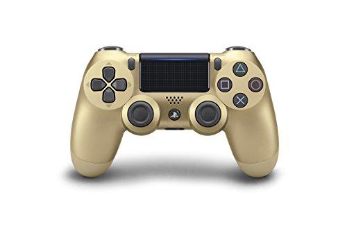 ワイヤレスコントローラDUALSHOCK4 ゴールドの商品画像