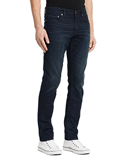 Calvin Klein Jeans Men's Slim Cut Jean In Osaka Blue