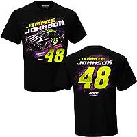Checkered Flag 2019 NASCAR-Contender-Driver T-Shirt-100% Cotton