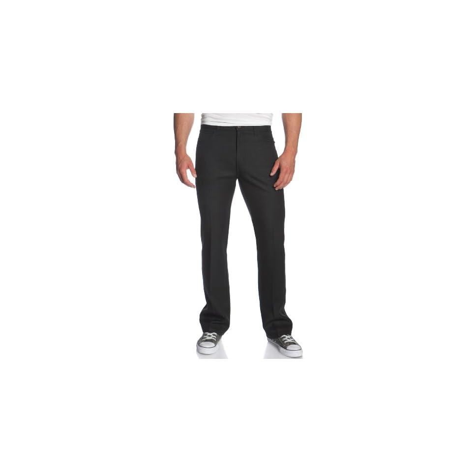 Levis Mens 517 Twill Boot Cut Jean, Black, 32x29