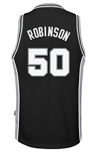 f3b18e68d598 Amazon.com   Outerstuff David Robinson San Antonio Spurs NBA Youth  Throwback 1998-99 Swingman Jersey   Sports   Outdoors