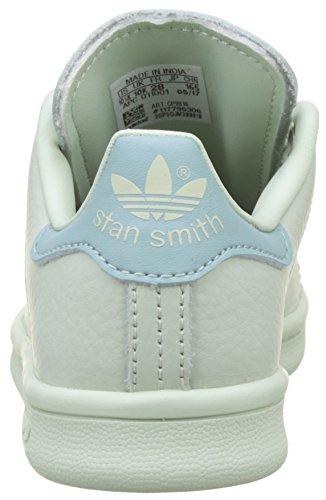 adidas Stan Smith C, Zapatillas de Deporte Unisex Niños Verde (Verlin / Verlin / Vertac)