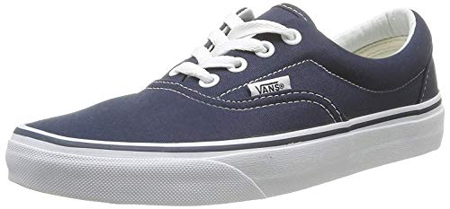 - Vans Unisex Authentic Lo Pro Skate Shoe (10 B(M) US Women/8.5 D(M) US Men, Black/True White)