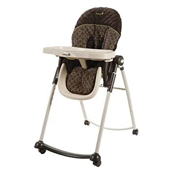 Amazon.com: Safety 1st adaptable Deluxe – Silla alta, ORION ...