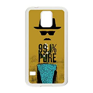 YYYT Breaking bad graphic design Cell Phone Case for Samsung Galaxy S5